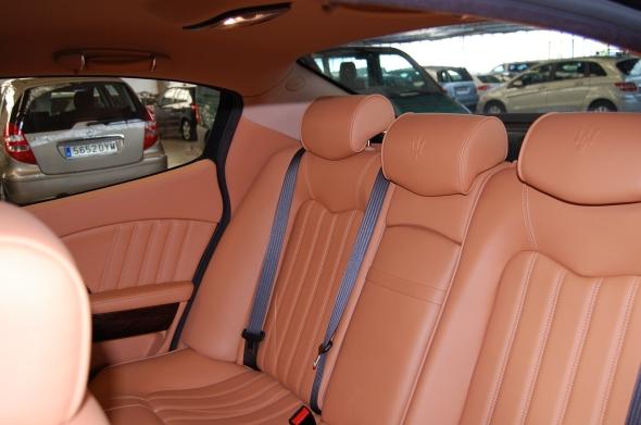 Maserati Quattroporte coches embargados